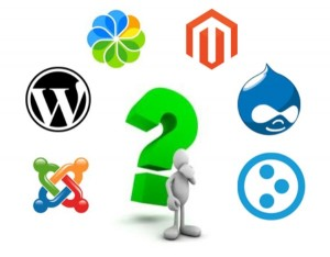 Choosing CMS for your website