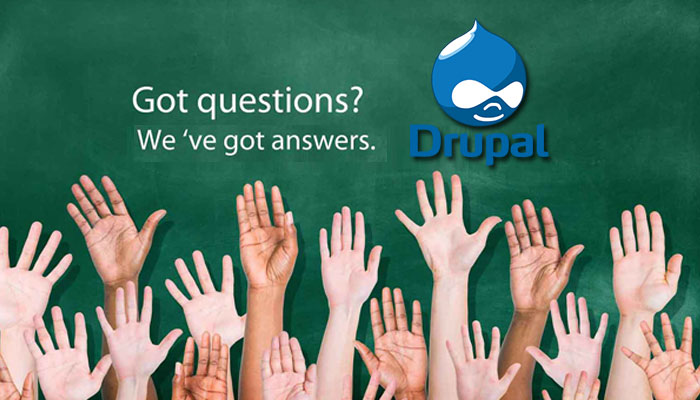 Common problems and questions of Drupal for beginners and business owners