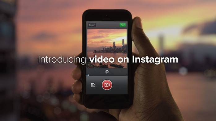 "Instagram confirmed ""LIVE VIDEO"" said: Kevin Systrom, CEO of Instagram"