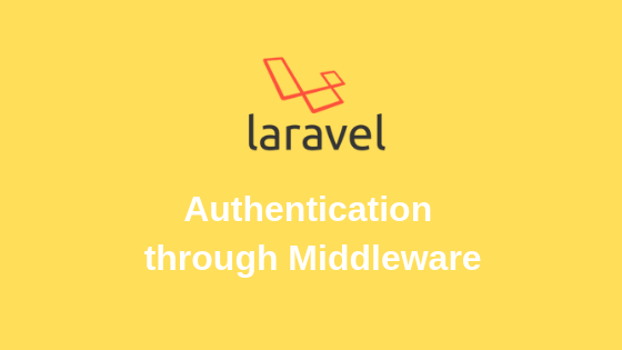 How to restrict a URL before login through middleware in Laravel?