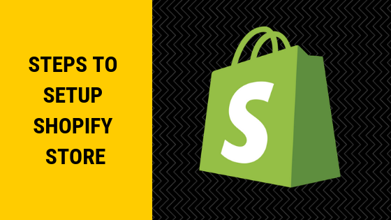 How to build your own Shopify store step by step process?