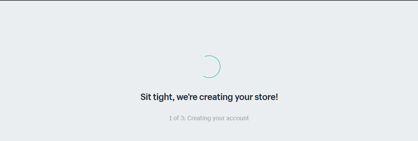 Create your store