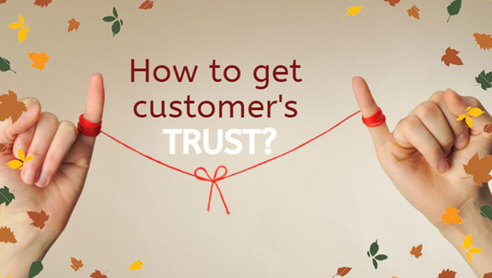 5 effective ideas to gain customer trust for your brand new ecommerce store