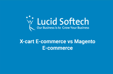 X-cart  E-commerce vs Magento E-commerce