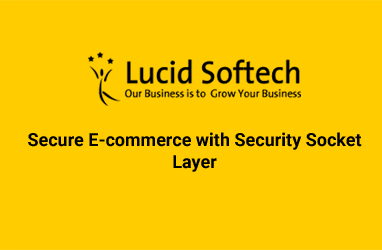 Secure E-commerce with Security Socket Layer
