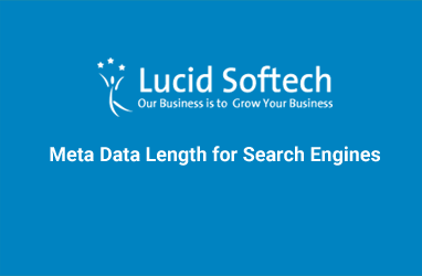 Meta Data Length for Search Engines